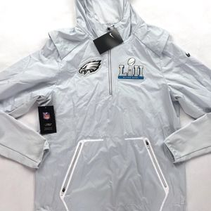 247f5032c2 Nike Jackets   Coats - Nike NFL Philadelphia Eagles Super Bowl 52 Jacket